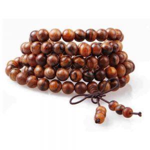 sandalwood mala beads for meditation
