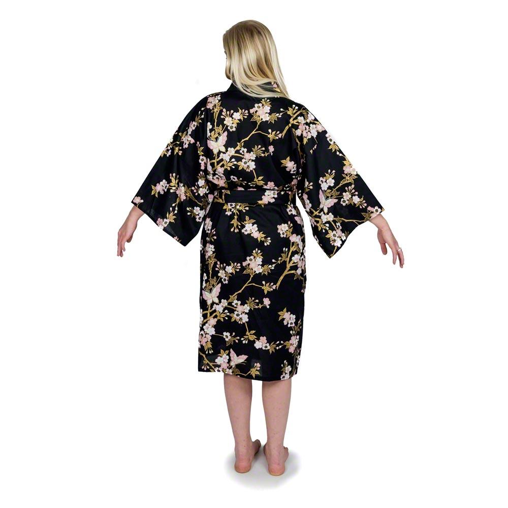 2f1e0866dd56f Happi Coat - Sakura and Butterfly