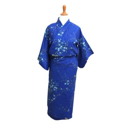Plum Blossom and Finch Yukata