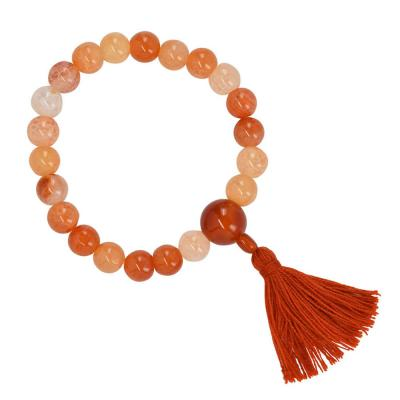 21 bead mala bracelet