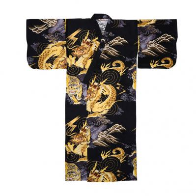 Kimono robe dragon tiger