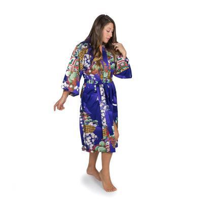 short length kimono